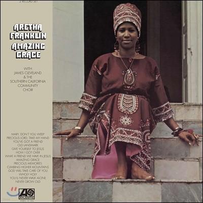 Aretha Franklin (아레사 프랭클린) - Amazing Grace (어메이징 그레이스) [2LP]