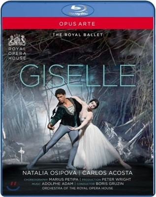 The Royal Ballet 아당: 발레 '지젤' (Adam : Giselle)