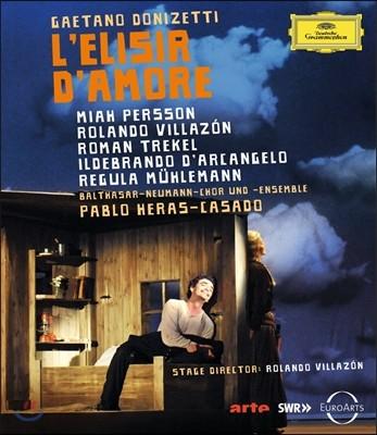 Rolando Villazon / Pablo Heras-Casado 도니제티: 사랑의 묘약 (Donizetti: L'elisir d'amore)