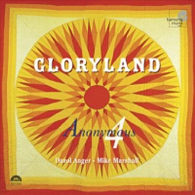 영광의 땅 - 포크송, 흑인영가, 복음 찬송가 (Gloryland) - Anonymous 4