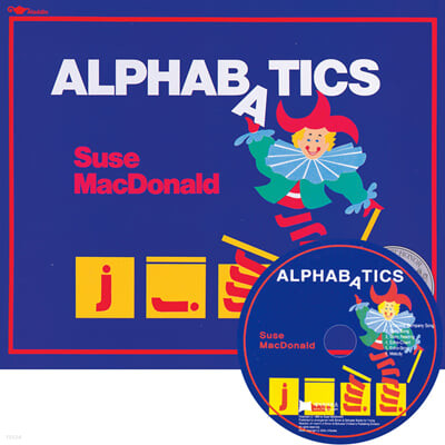 [노부영]Alphabatics (Paperback & CD Set)