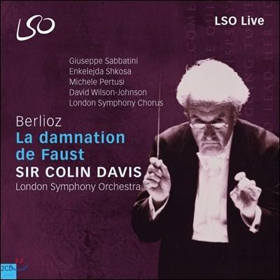 Colin Davis 베를리오즈: 파우스트의 겁벌 (Berlioz: La Damnation de Faust)