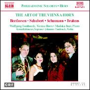 Wolfgang Tomboeck 비엔나 혼 연주집 (The Art of the Vienna Horn)