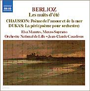 Berlioz : Les Nuits D'ete