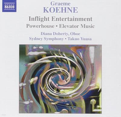 Koehne : Inflight Entertainment