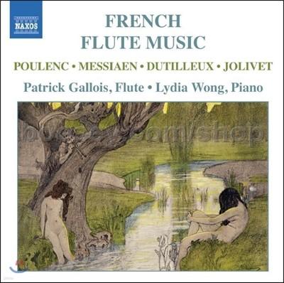 Patrick Gallois 프랑스 플루트 작품집 (French Flute Music)