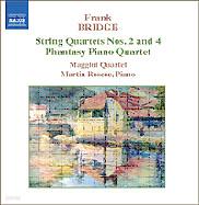 Maggini Quartet 브리지: 현악 사중주 2번 4번 (Bridge : String Quatet No.2 and 4)