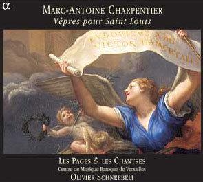 Olivier Schneebeli 샤르팡티에: 성 루이를 위한 저녁 기도 (Charpentier, M-A: Vespers for St Louis) CMBV 합창단