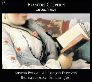 Alfredo Bernardini 쿠프랭: 실내악 작품집 (Francois Couperin: La Sultane)