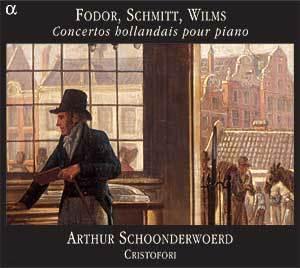 Arthur Schoonderwoerd 포더 / 쉬미트 / 월스: 피아노 협주곡 (Fodor / Schmitt / Wilms: Piano Concertos)