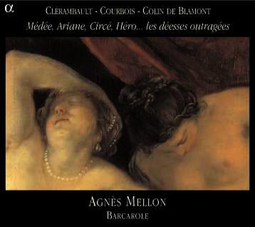 Les Deesses Outragees : Agnes MellonㆍBarcarole