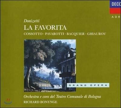 도니제티 : 라 파보리타 (Donizetti : La Favorita : Bonynge)