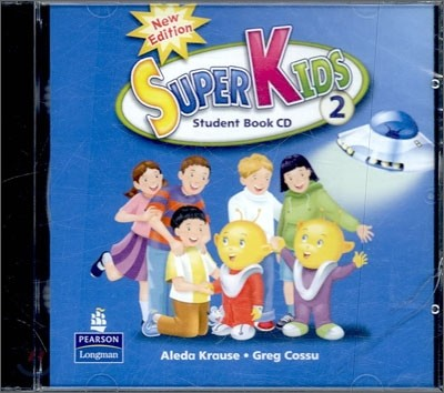 New Super Kids 2 : Audio CD