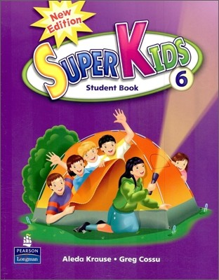 New Super Kids 6 : Student Book