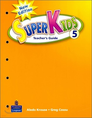 New Super Kids 5 : Teacher's Guide