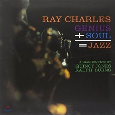 Ray Charles - Genius + Soul = Jazz (Limited Edition)