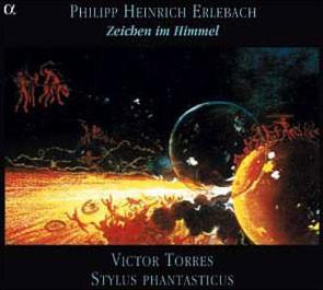 Victor Torres 엘레바흐: 현과 통주저음을 위한 소나타, 아리아집 (Philipp Heinrich Erlebach: Zeichen im Himmel)