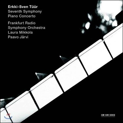 Paavo Jarvi 에르키-스벤 튀르: 교향곡 7번 '피에타스', 피아노 협주곡 (Erkki-Sven Tuur: Symphony No. 7, Piano Concerto)