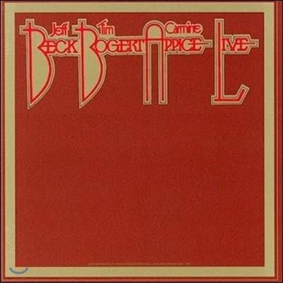 Beck, Bogert & Appice - Live (벡 보커트 앤 어피스 - 1973년 일본 오사카 라이브) [2 LP]