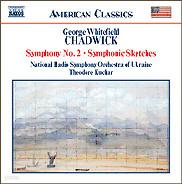 Chadwick : Symphony No.2ㆍSymphonic Sketches