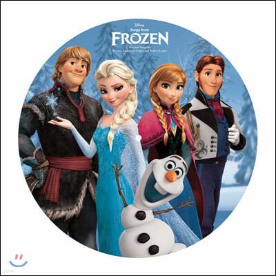 디즈니 애니메이션 `겨울왕국` 영화음악 (Songs From Frozen) [픽쳐 디스크 LP]