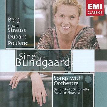 SongsㆍLiederㆍMelodies : Sine Bundgaard