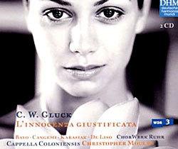 Gluck : L'innocenza Giustificata : Cappella ColoniensisㆍChristopher Moulds
