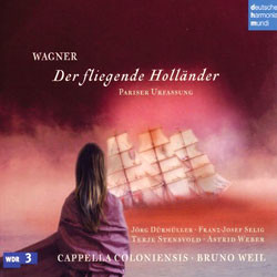 Wagner : Der Fliegende Hollander : Cappelia ColoniensisㆍBruno Weil