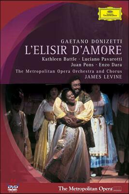 Luciano Pavarotti 도니제티: 사량의 묘약 (Donizetti: L'elisir d'amore)