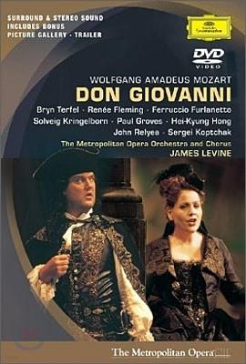 James Levine / 홍혜경 / Bryn Terfel 모차르트: 돈 지오반니 (Mozart: Don Giovanni, K527)