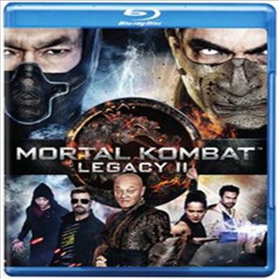 Mortal Kombat: Legacy II (모탈 컴뱃 : 레거시 2) (한글무자막)(Blu-ray)
