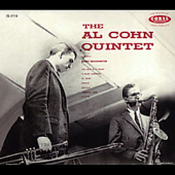 Al Cohn & Bob Brookmeyer - The Al Cohn Quintet