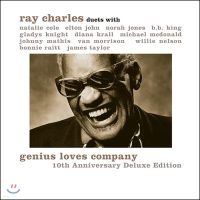 Ray Charles - Genius Loves Company (10th Anniversary Deluxe Editions)