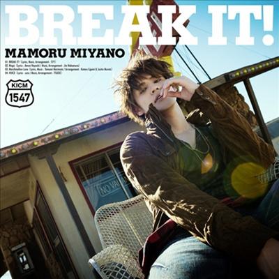 Miyano Mamoru (미야노 마모루) - Break It!