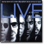 Stanley Clarke & Friends - Live At The Greek