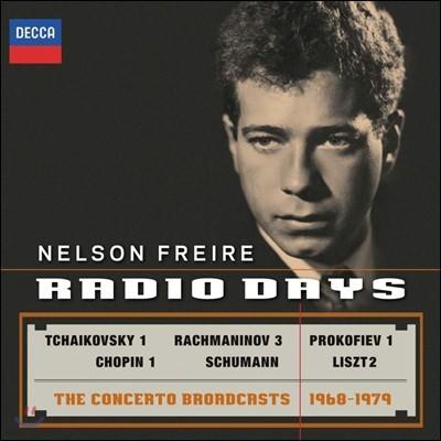Nelson Freire 넬슨 프레이레 방송 녹음 1968-1979 (Radio Days)