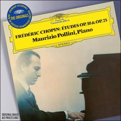 Maurizio Pollini 쇼팽: 연습곡 (Chopin: 24 Etudes Opp.10, 25)