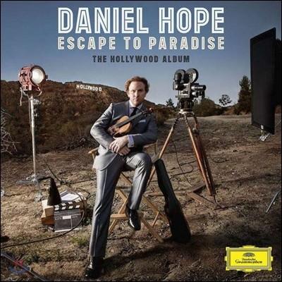 천국으로 탈출 - 코른골트 바이올린 협주곡과 영화음악 (Daniel Hope - Escape to Paradise)
