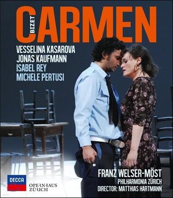 Jonas Kaufmann 비제: 카르멘 (Bizet: Carmen) 요나스 카우프만