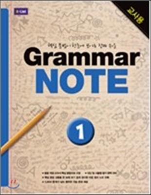 Grammar NOTE 1 (Teacher's Guide)