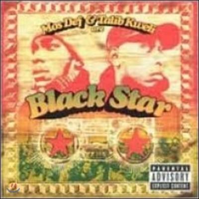 Black Star - Mos Def & Talib Kweli Are Black Star (모스 데프 & 탈립 콸리 - 블랙 스타) [LP]