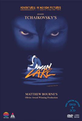차이코프스키 : 백조의 호수 - 매튜 본 SE (DVD + CD + 스프링노트 한정반)