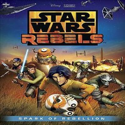 Star Wars Rebels: Spark of Rebellion (스타워즈 반란군 : 스파크 오브 리벨리온)(지역코드1)(한글무자막)(DVD)