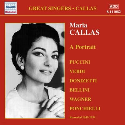 마리아 칼라스의 초상 : 1949-51년
