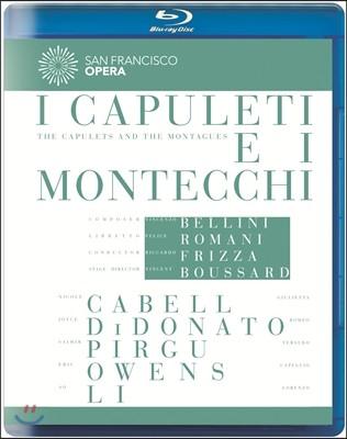Nicole Cabell / Joyce DiDonato 벨리니: 카풀레티 가문과 몬테키 가문 (Vincenzo Bellini: I Capuleti e i Montecchi)
