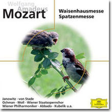 Mozart : WaisenhausmesseㆍSpatzenmesse
