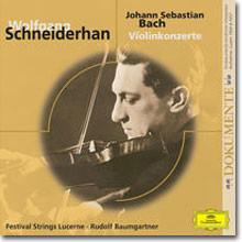 Bach : Violin Concerto : Schneiderhan