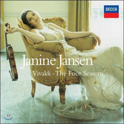 Janine Jansen 비발디: 사계 (Vivaldi: The Four Seasons)