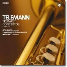 Telemann : Trumpet Concerto (Complete)