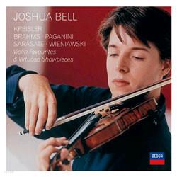 바이올린 명곡집 : 크라이슬러, 브람스, 사라자테, 비에니아프스키 - 조슈아 벨
